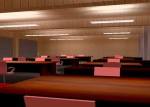 Etude éclairage bureau