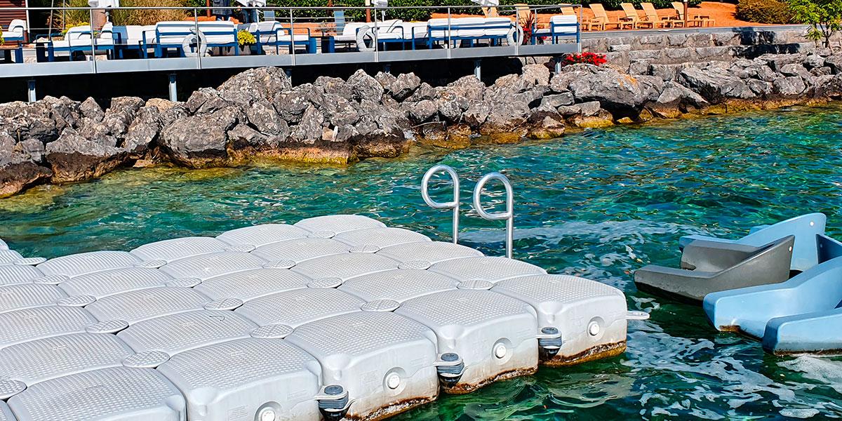Cubi System - Hotel Palafitte