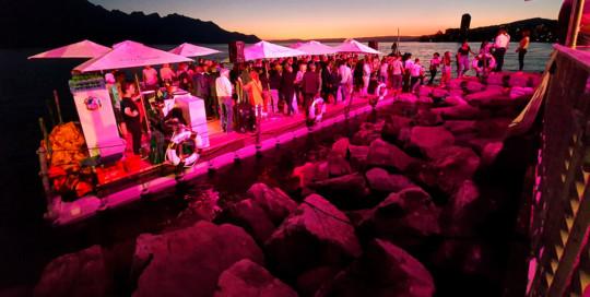 Cubi System - Ladies Open Montreux
