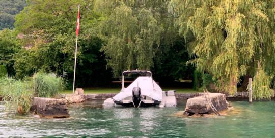 Cubi System - Boat Lift Privé