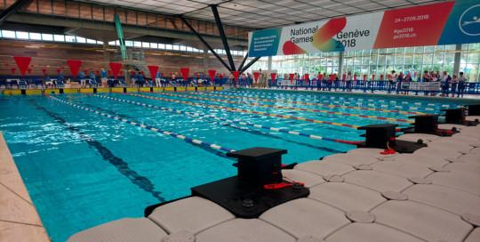 Cubi System National Games Geneva